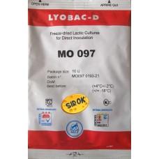 Термофильная закваска МО на 1000 л. молока (Италия)
