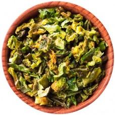 Паприка зеленая резанная 30 грамм